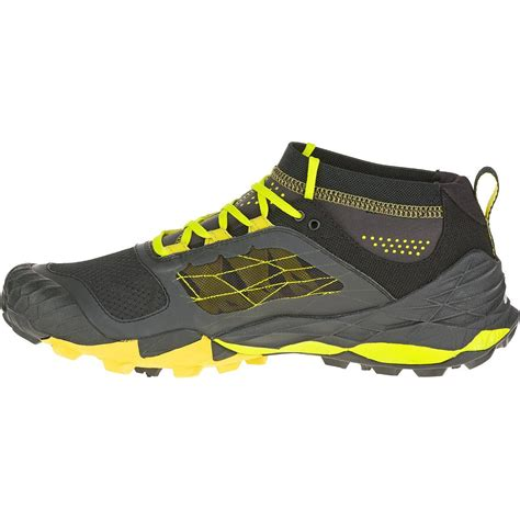 running shoes merrell merrell all out terra trail mens running shoes ss16