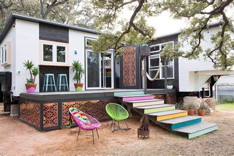 tiny houses austin 380 sq ft tiny home in austin texas