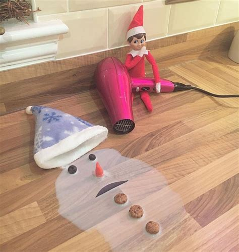 ideas elf on the shelf 40 of the best elf on the shelf ideas kitchen fun with