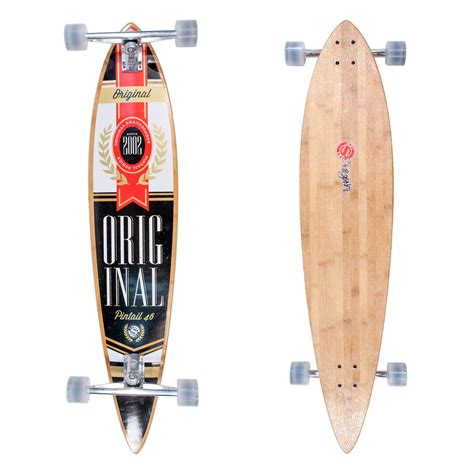Longboard Original Skateboards Pintail 46