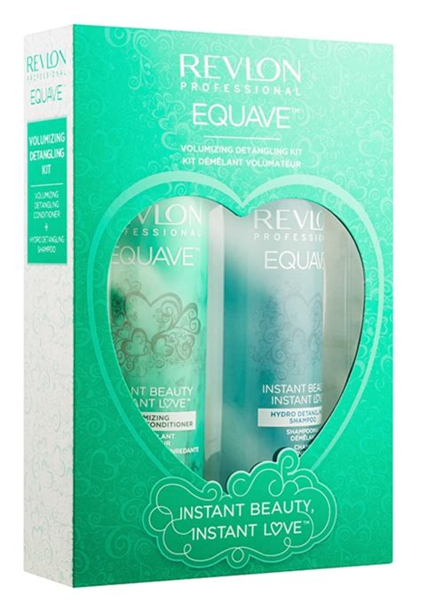 Kosmetik Revlon 1 Set revlon professional equave volumizing kosmetik set i