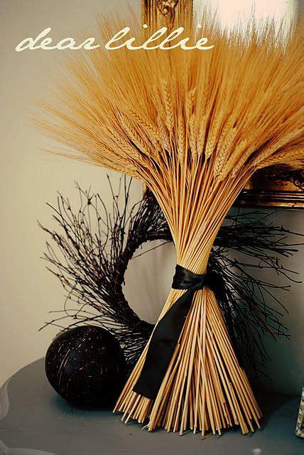 91 best images about wheat bundles on pinterest