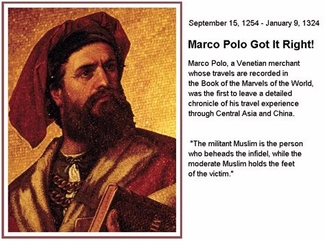 Marco Polo Quotes. QuotesGram