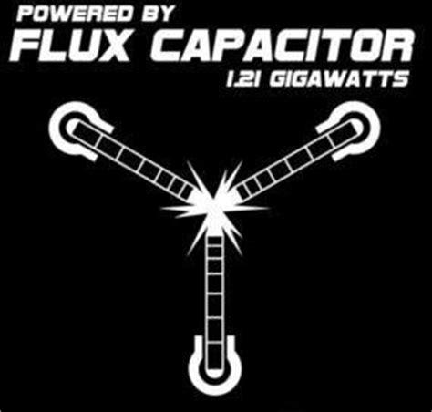 flux capacitor gigawatts 1 21 gigawatts club obi wan