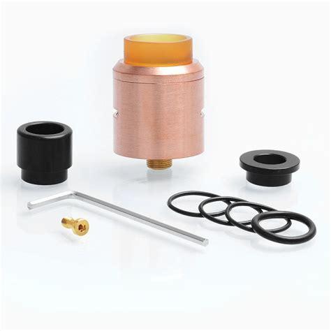 Druga 24 Rda Atomizer Black Authentic Termurah 26 99 authentic augvape druga rda copper 24mm rebuildable atomizer
