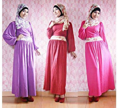 Baju Muslim Terbaru Murah model busana muslim terbaru murah meriah baju3500