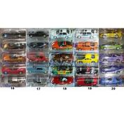 COMPLETE 164 The Fast And Furious Collection By Racing Champions