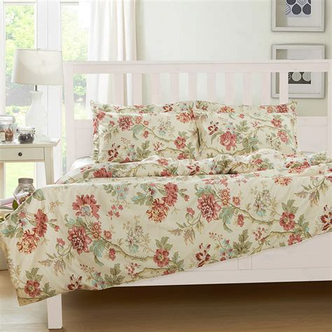egyptian cotton comforter set king 50s egyptian cotton bedding set queen king size floral
