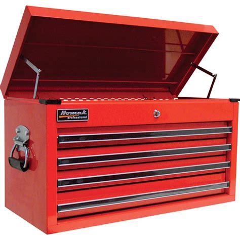 homak pro series   drawer top tool chest