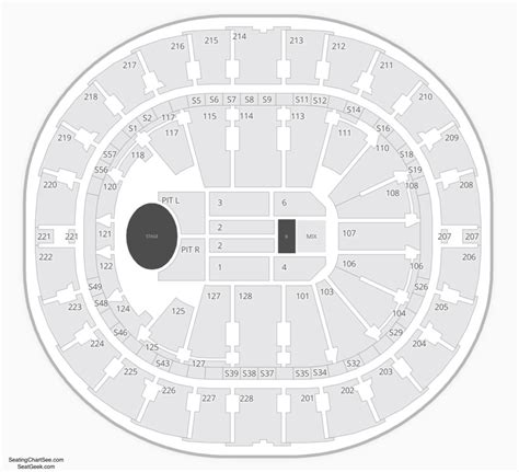 key arena seating chart adele key arena seating chart concert brokeasshome