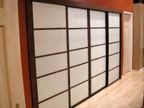 Update old closet doors to look like shoji screens hgtv