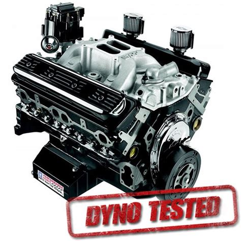 imca crate motor gm 19258602 ct350 imca sealed 602 chevy crate engine dyno