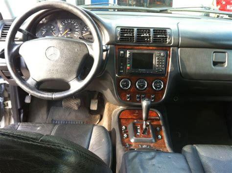 Garage Mercedes Montreal by 2002 Mercedes M Class Ml320 Elegance Vus Achat