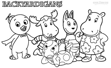 nick jr backyardigans coloring pages printable backyardigans coloring pages for kids cool2bkids
