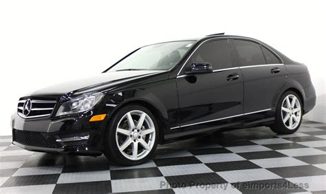 Mercedes 2014 C300 by 2014 Used Mercedes Certified C300 4matic Amg Sport