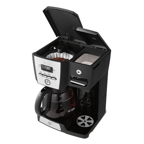 Dispenser Coffee Maker mr coffee 174 versatile brew 12 cup programmable coffee maker and water dispenser bvmc dmx85