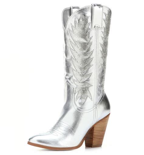 miranda lambert cowboy boots silver boots from miranda lambert womens
