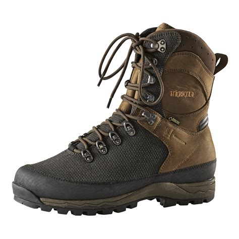 walking boots harkila pro gtx 10 inch armortex kevlar walking