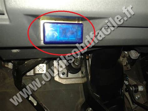 nissan almera 2012 problems obd2 connector location in nissan almera 2012