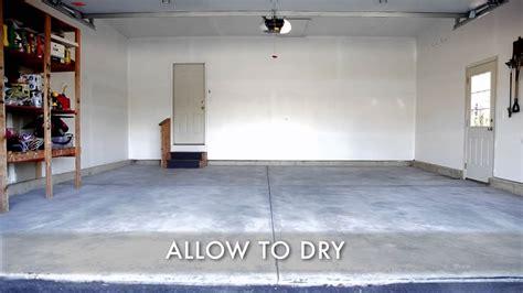 Garage Floor Paint Ni How To Use Rust Oleum Epoxyshield Garage Floor Coating Kit