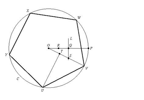 how to construct a pentagon question corner constructing a pentagon