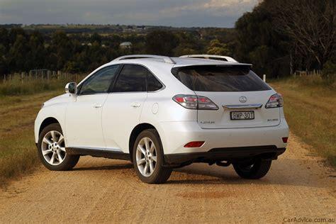 2011 lexus rx 350 review lexus rx 350 review caradvice
