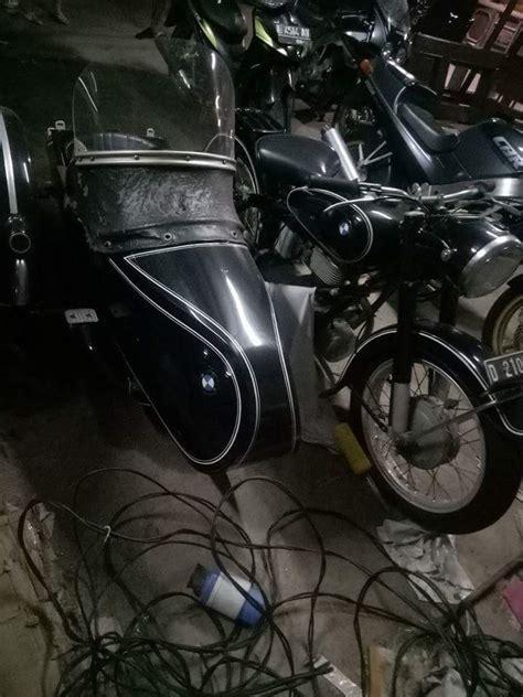 dijual motor tua bmw  lapak mobil  motor bekas