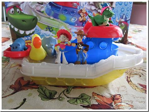 toy story bathtub party win mattel s toy story color splash buddies boat