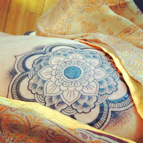 tattoo flower dot mandala flower with dot work tattoo pinterest