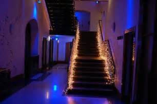 Christmas Decorating Ideas For Banisters 7 Ways To Decorate With Twinkle Lights Year Round