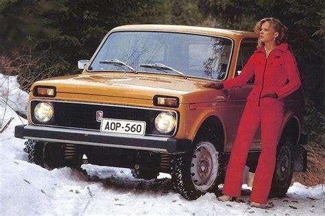 Lada Niva Russia The Lada Niva Soviet Russia S Gift To The Auto World