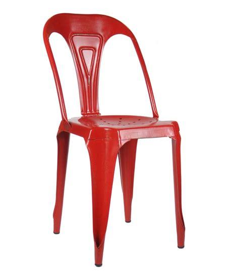 chaise style industriel chaise style industriel en m 233 tal vintage wadiga com
