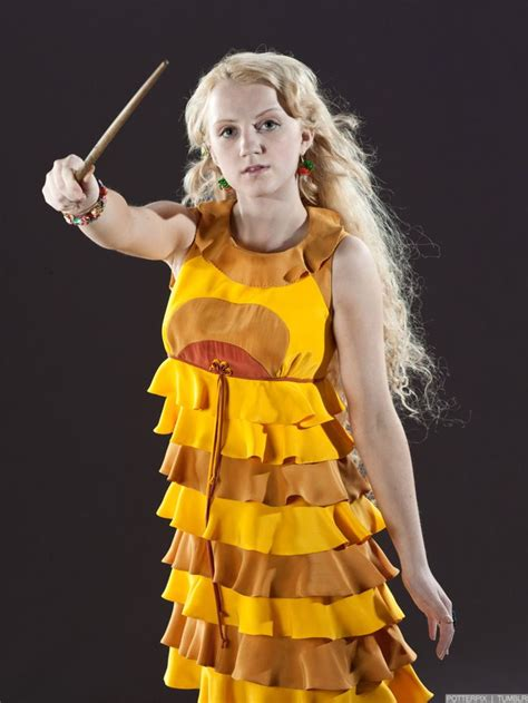 Dress Lunna 17 best images about harry potter costumes lovegood