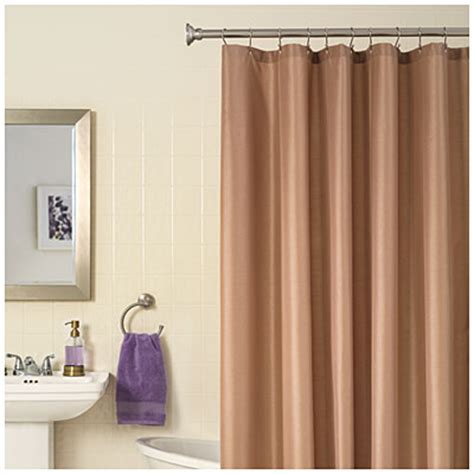 aprima 174 faux silk fabric shower curtains big lots
