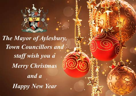 christmas wishes aylesbury town council