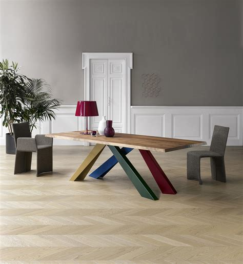 tavolo big table big table dining tables from bonaldo architonic