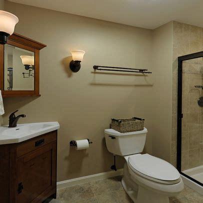 tan bathroom ideas 17 best ideas about tan bathroom on pinterest small tile shower pebble tiles and