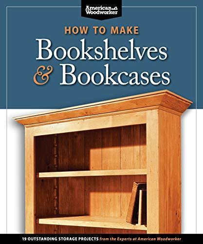 diy  bookshelf plans learn   build