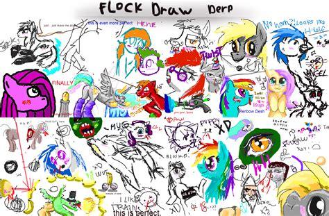 flow draw flockdraw drawing by alumx on deviantart