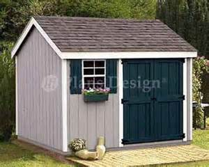 8x10 Sheds by Storage Shed Plans 8 X 6 Nami Bas