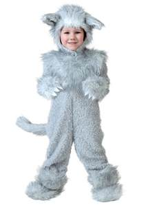 wolf halloween costume for girls toddler wolf costume