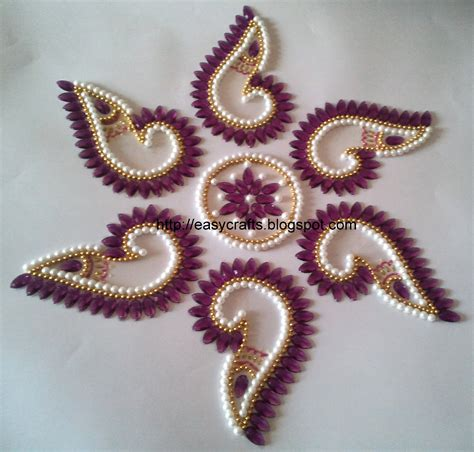 kundan designs ec indian handicrafts customised kundan rangolis shell