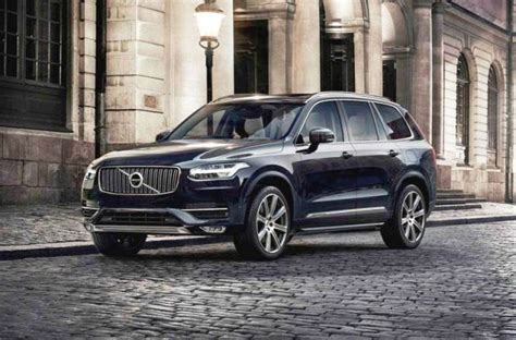 Volvo Xc90 2020 by New 2020 Volvo Xc90 To Be Completely Redesigned 2020