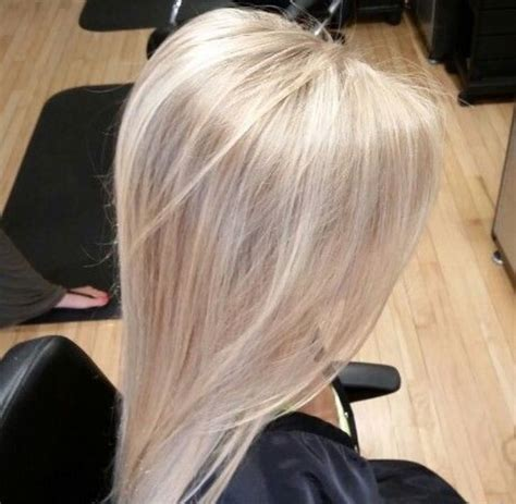 partial silver highlights 48 best grey hair images on pinterest hair color blonde