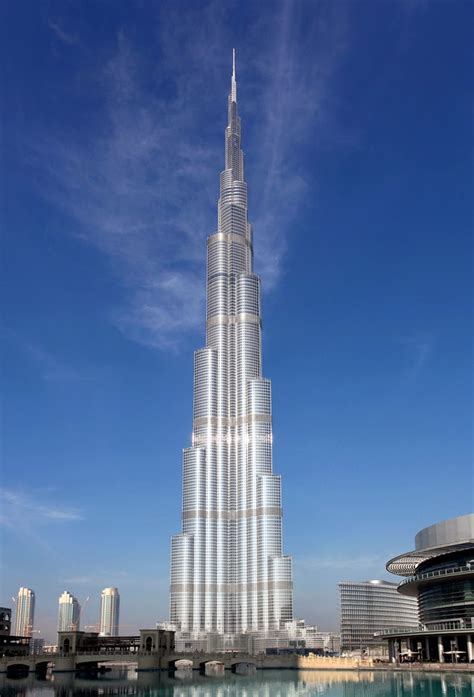 top five tallest buildings in the world explore amazing world
