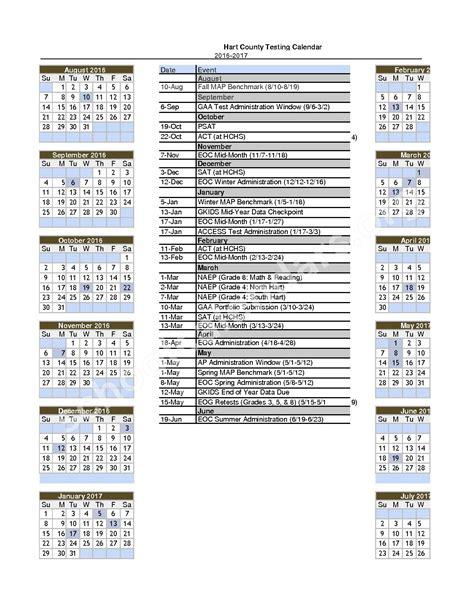 County Calendar Hart County School District Calendars Hartwell Ga