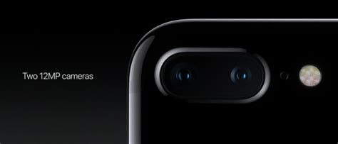 here s why the iphone 7 plus has two cameras techcrunch