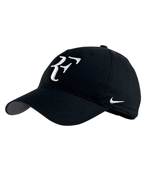 nike black cotton baseball cap buy rs snapdeal