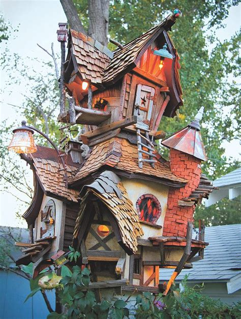home design wish inc these creative whimsical birdhouses will make you wish