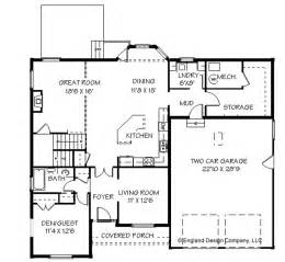 2 Floor House Plans by Bungalow House Plans Home Designer